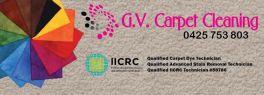 G V carpet cleaning